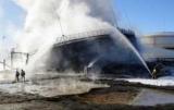Пожар на нефтяной скважине в России: пострадали украинцы