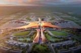В Пекине достраивают самый большой аэропорт в мире