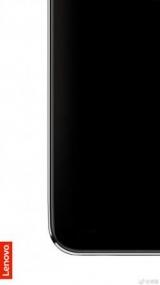 Lenovo показала дизайн нового стадо смартфона Z5