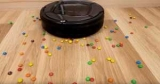 Робот-пылесос против конфет: испытания на прочность