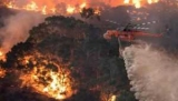 Постоянная угроза лесных пожаров сезона