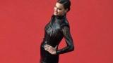 Ирина Шейк в режиме появилась на обложке Vogue