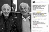 Перед смертью Вкус, опубликованном в Instagram фотографию со своим близким другом