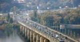 На мосту Патона в Киеве ограничат движение до середины августа