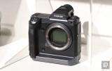 Fujifilm показала на камеру 102 МП